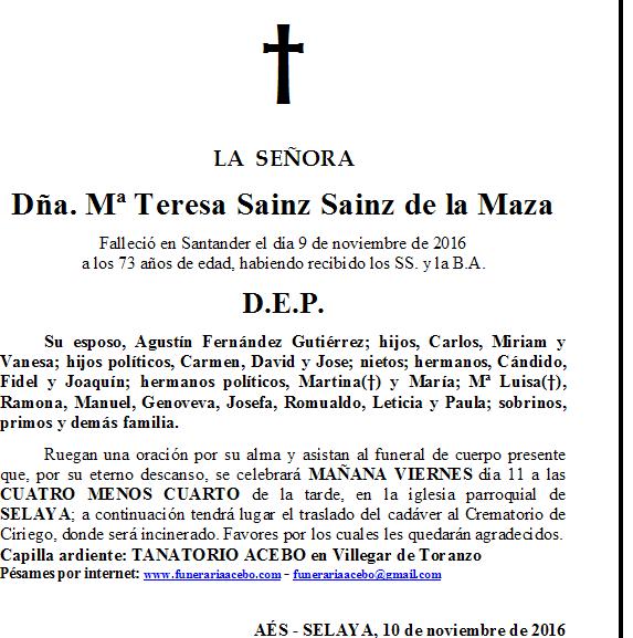 dna-ma-teresa-sainz-sainz-de-la-maza