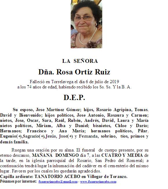 Sin títuloDña. ROSA ORTIZ RUIZ